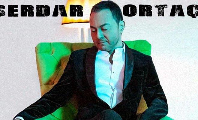Serdar Ortaçtan Yepyeni Şarkı Sürgün