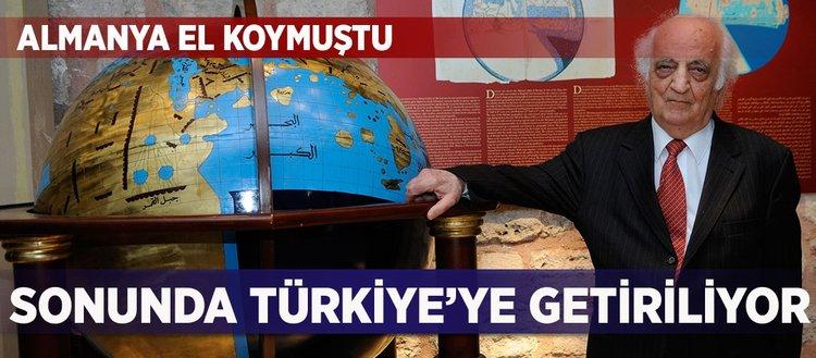 Almanya'nın el koyduğu 30 bin kitap Türkiye'ye getiriliyor
