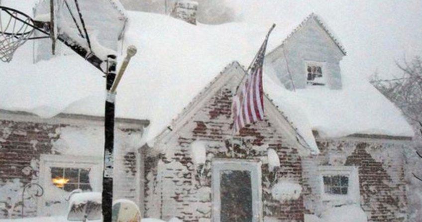 ABD'de kar nedeniyle olağanüstü hal ilan edildi