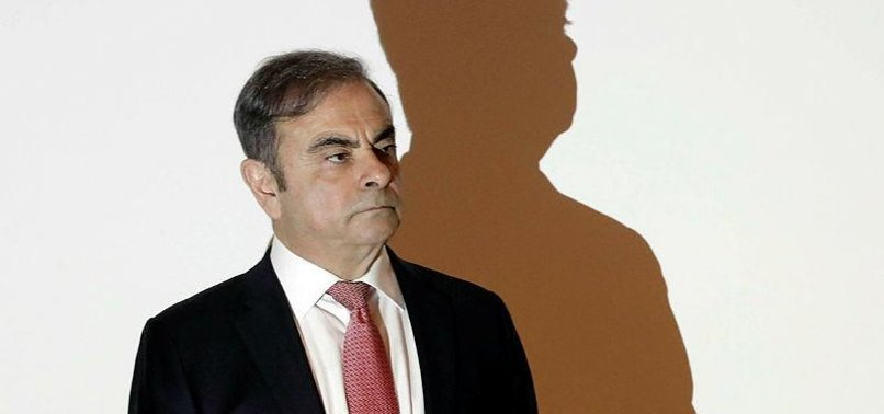 'FEAR OF CONVICTION FORCED EX-NISSAN CHIEF TO FLEE JAPAN