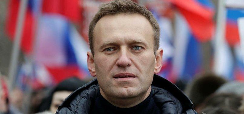 NAVALNY IS FREE TO RETURN TO RUSSIA: KREMLIN