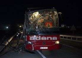 Ankara'da feci kaza: 11 yaralı