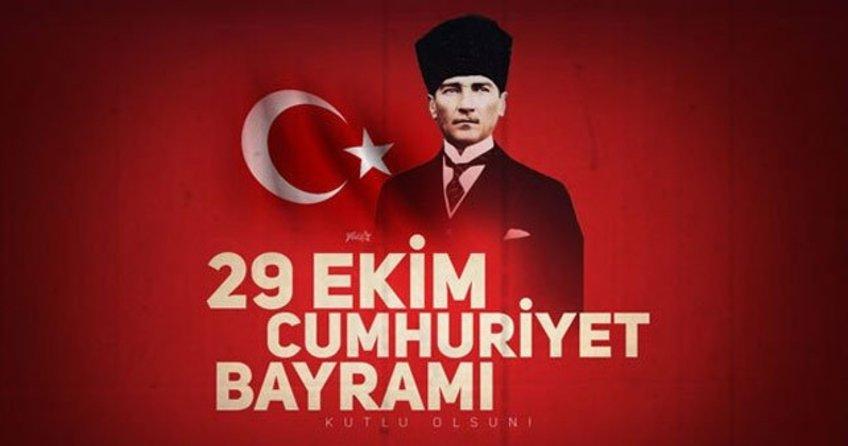 28 Ekim 2016 Cuma yarım gün mü? 93. yılını kutlayacağımız 29 Ekim Cumhuriyet Bayramı resmi tatil mi?