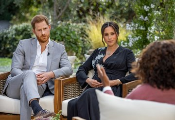 Meghan Markleın Oprah Röportajı Emmyye Aday