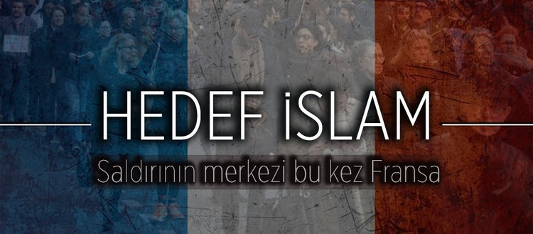 Hedef İslam!