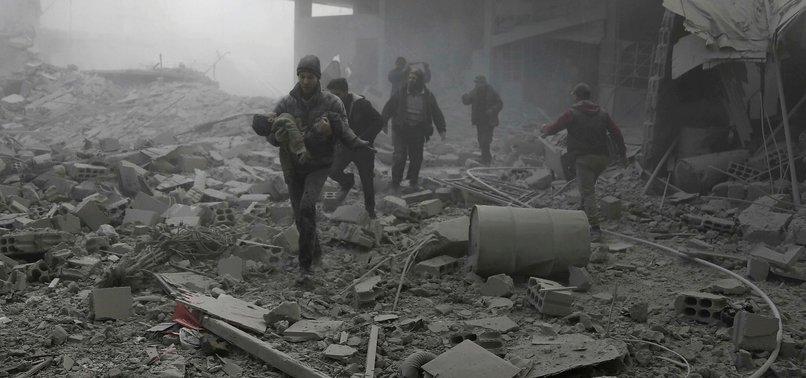 ASSAD REGIME KILLS 21 MORE CIVILIANS IN SYRIAS EASTERN GHOUTA
