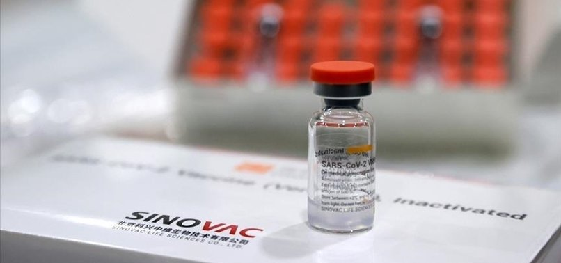 TURKEY SENDS 20,000 DOSES OF VACCINE TO NORTHERN CYPRUS