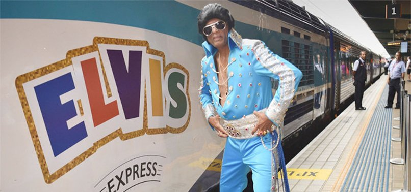 ELVIS EXPRESS: FANS ROCK N ROLL THEIR WAY TO OUTBACK FESTIVAL