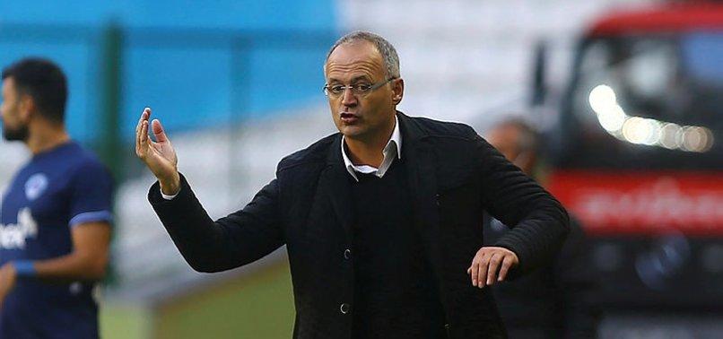 FOOTBALL: KASIMPAŞAS HEAD COACH BUZ RESIGNS