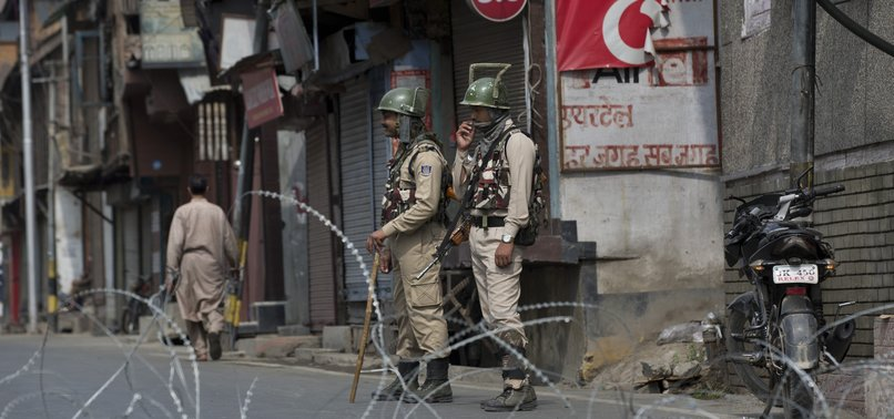 RESTRICTIONS MEANT TO GAG KASHMIR MEDIA: PRESS GROUP