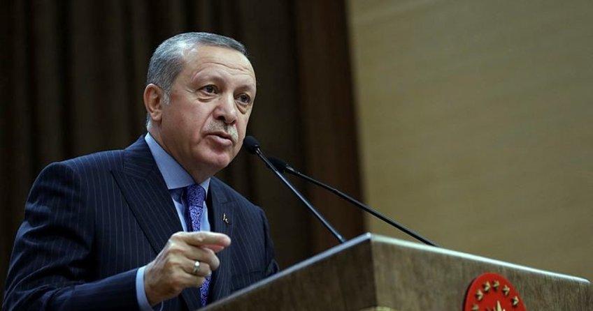 Erdoğan: Bu proje benim 14 yıllık hayalim