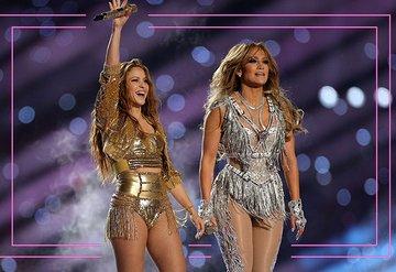 Super Bowl 2020 devre arasında Shakira ve Jennifer Lopez rüzgarı!