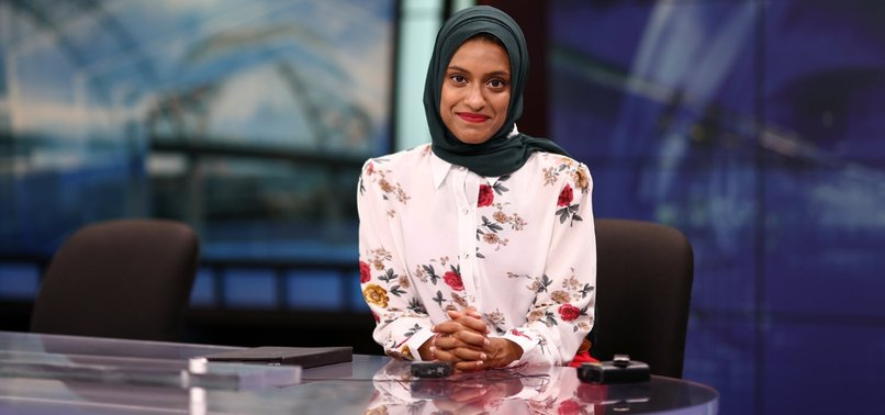 TAHERA RAHMAN --FIRST HIJABI US TV REPORTER-- DEFIES ODDS TO GO ON AIR