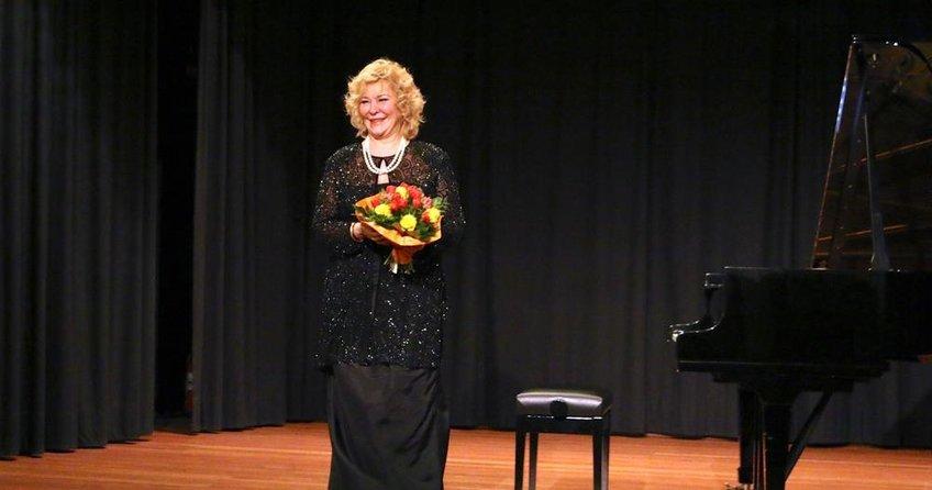 Gülsin Onaydan Kölnde konser