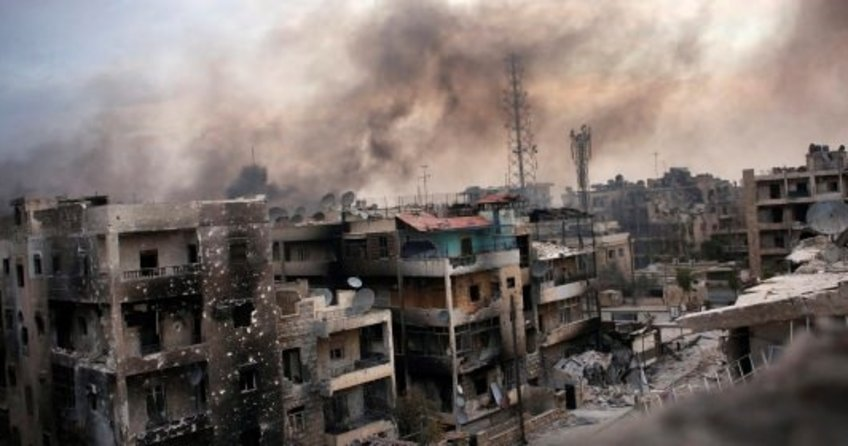 Fransa Halep için Uluslararası Ceza Mahkemesi'ne gidiyor