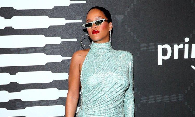 Rihanna'nın Savage x Fenty defilesi New York'ta gerçekleşti