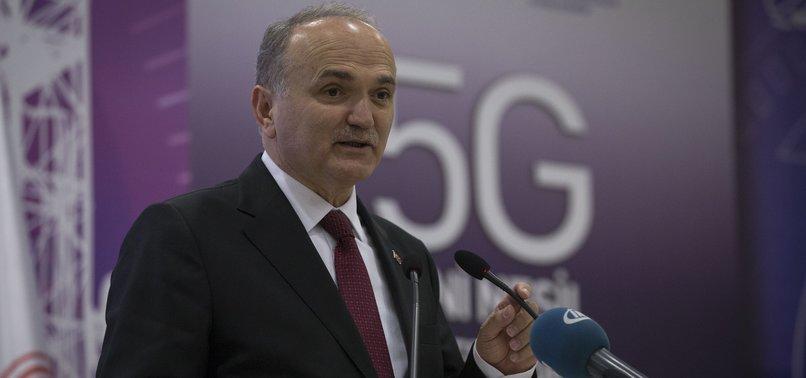 TURKEYS INFORMATION, COMMUNICATION TECH SECTOR ON RISE