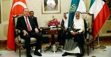 Erdoğan meets Kuwaiti emir on second leg of Gulf tour