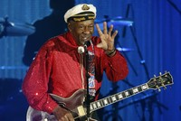 At 90, Chuck Berry to release first new album in more than 35 years