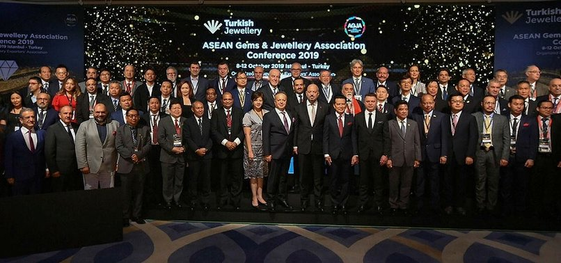 CONFERENCE ON ASIAN JEWELLERY INDUSTRY STARTS IN ISTANBUL