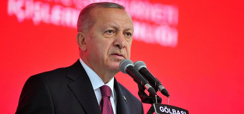 OVER 30,000 FETÖ MEMBERS ARE BEHIND BARS IN TURKEY: ERDOĞAN