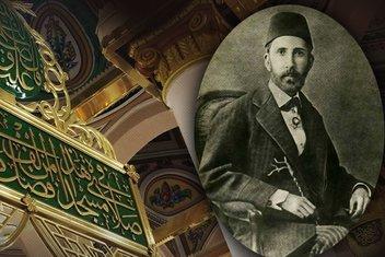 Ravza-i Mutahhara'nın duvarlarını hüsn-i hat ile süsleyen Osmanlı sanatkarı