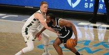 James Harden, Kevin Durant lead Nets over Bucks in thriller