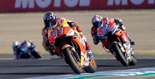 Honda's Marquez wins MotoGP title in Japan