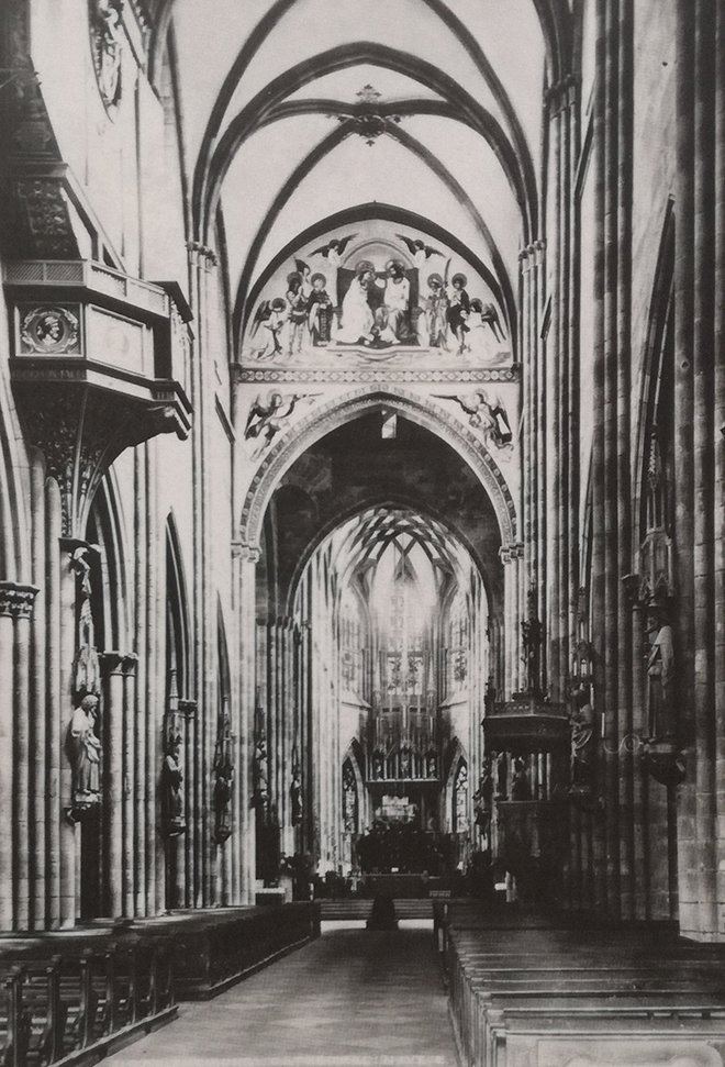 Freiburg Katedrali, Berlin