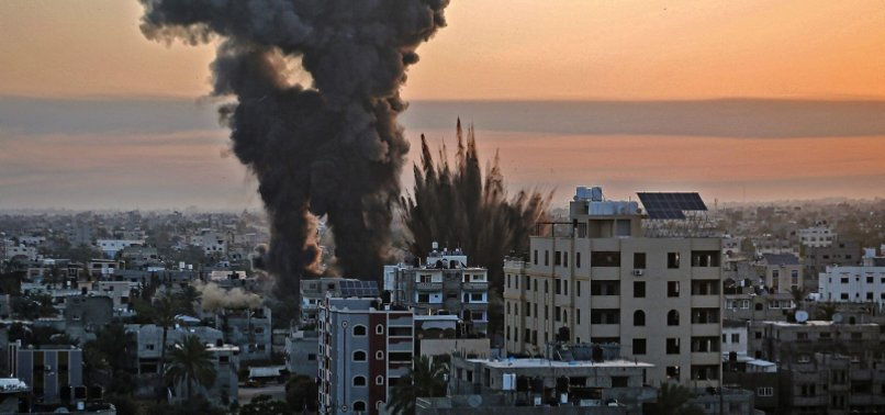 19 MORE PALESTINIANS KILLED IN ISRAELI ATTACKS ON GAZA STRIP
