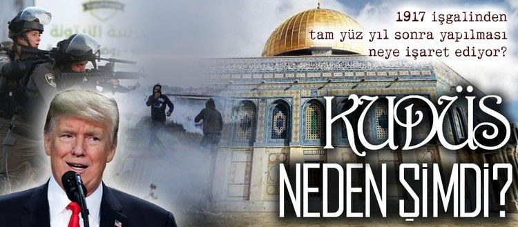 Kudüs: Neden şimdi?