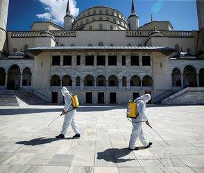 Turkey reports over 11,000 new COVID-19 cases
