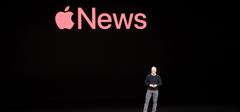 NEWSPAPERS LARGELY SHUN APPLES NEWS SUBSCRIPTION SERVICE