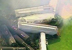 ABD'de iki tren çarpıştı! 33 kişi...