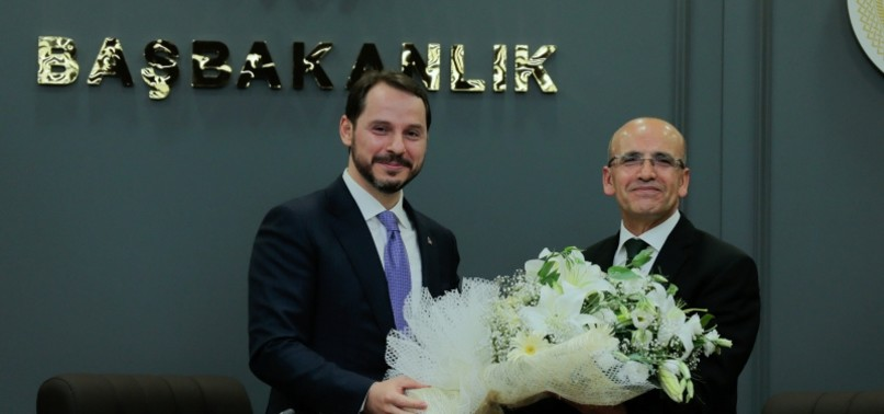 TREASURY AND FINANCE MINISTER ALBAYRAK PLEDGES MORE INTEGRATION WITH GLOBAL MARKETS