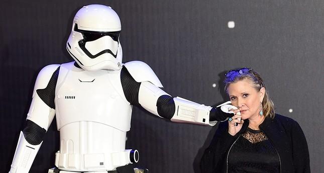 """""""Star Wars""""-Macher: Keine digitale Prinzessin Leia mehr"""
