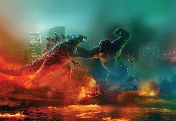 Godzilla vs Kong Sinemalara Nefes Aldırdı!