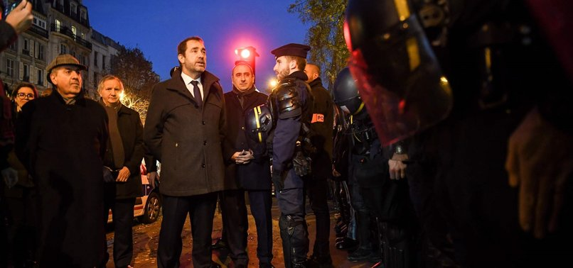 PROTESTS IN FRANCE HAVE CREATED A MONSTER: MINISTER