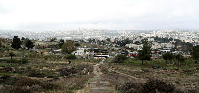 ISRAEL TO BUILD NEW SETTLEMENT UNITS IN EAST JERUSALEM