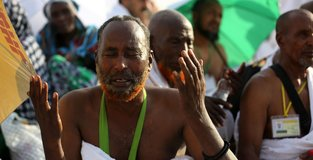 Muslims at haj blame Arab disunity for Jlem embassy move