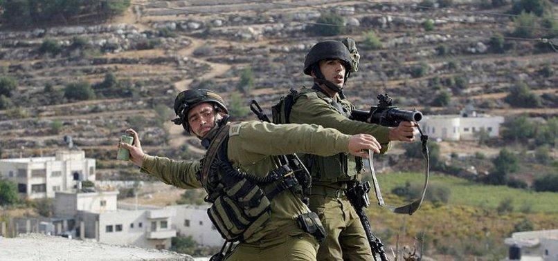 ISRAEL TROOPS, PALESTINIAN YOUTH CLASH NEAR GAZA BORDER