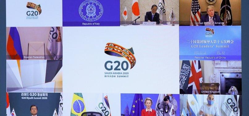 G20 SUMMIT KICKS OFF IN SAUDI ARABIA