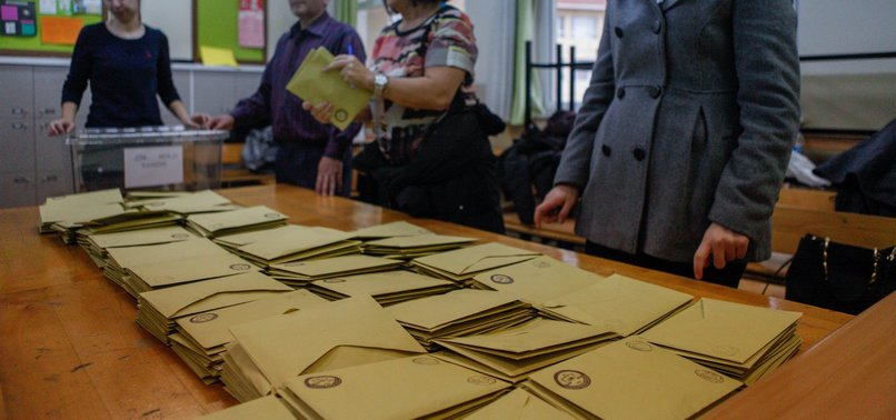 TOP ELECTION BODY EXPECTED TO REVIEW ISTANBUL IRREGULARITIES THIS WEEK
