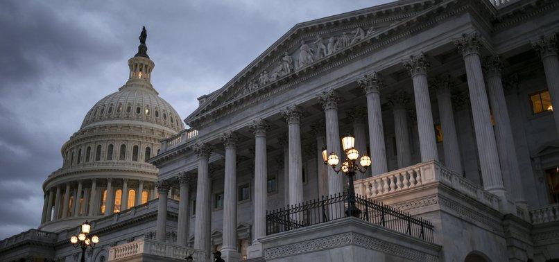US SENATE REJECTS TRUMPS NATIONAL BORDER EMERGENCY