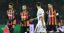Champions League: Shakhtar beat Roma 2-1 at home