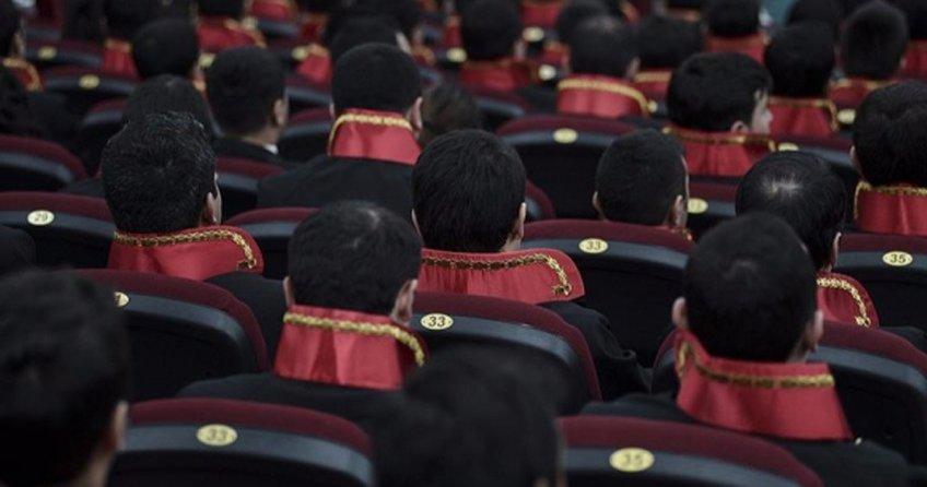 300 hâkim savcı itirafçı