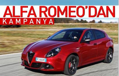 Alfa Romeo'dan kampanya