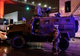 Reina teröristi Masharipov'un asıl hedefi Taksim'di