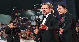 Brad Pittden BAFTAda Harry ve Meghan göndermesi!