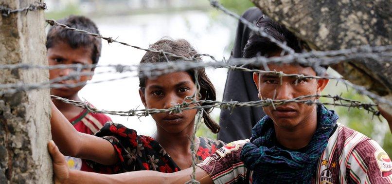UN RAPPORTEUR BLASTS MYANMARS SUU KYI OVER ROHINGYA PERSECUTION